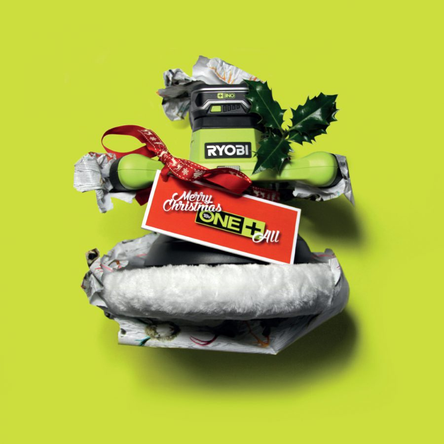 Ryobi Featured Image - Wrapped Tool